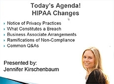 Video Thumbnail: HIPAA Implementation Requirements & Common Q&As