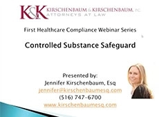 Video Thumbnail: Controlled Substance Safeguards