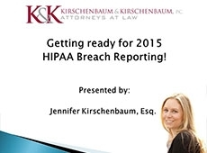Video Thumbnail: HIPAA Breach Notification Reporting