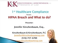 Video Thumbnail: Is this a HIPAA Breach and if so, what now?