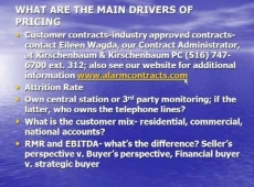 Video Thumbnail: 2013 02 05 12 27 SALE OF ALARM ASSETS MAXIMIZING VALUE!!