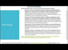 Video Thumbnail: NCDS - COVID 19 LEGAL UPDATE  27 March 2020