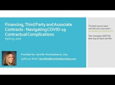 Video Thumbnail: Healthcare - Stimulus Update, Vendor and Associate Contract and Homework for Reboot