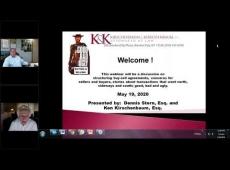 Video Thumbnail: Alarm Buy-Sell Transactions  5-19-2020