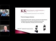 Video Thumbnail: Selling And Installing Thermal Imaging Cameras And Liability  6-4-2020 Exposure